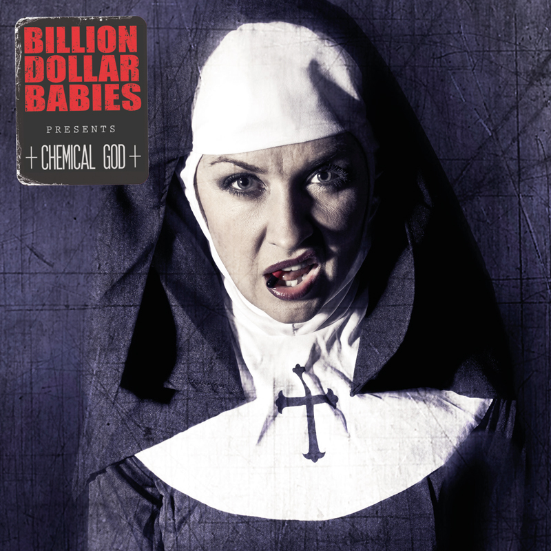 Billion Dollar Babies releases the new album Chemical God on Metalville.