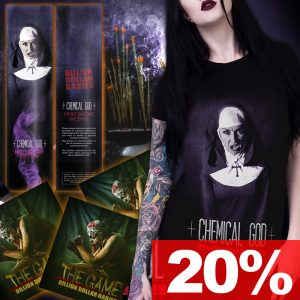 20% discount during all of November. Welcome to the new mobile friendly Billion Dollar Babies website with a new merchandise shop.